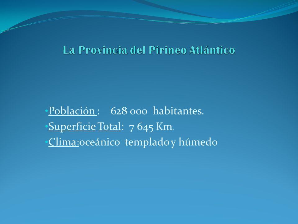 La Provincia del Pirineo Atlántico