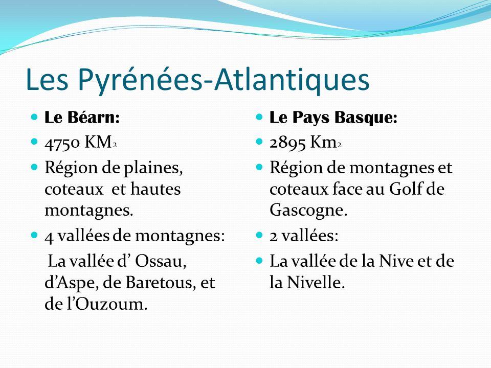 Les Pyrénées-Atlantiques