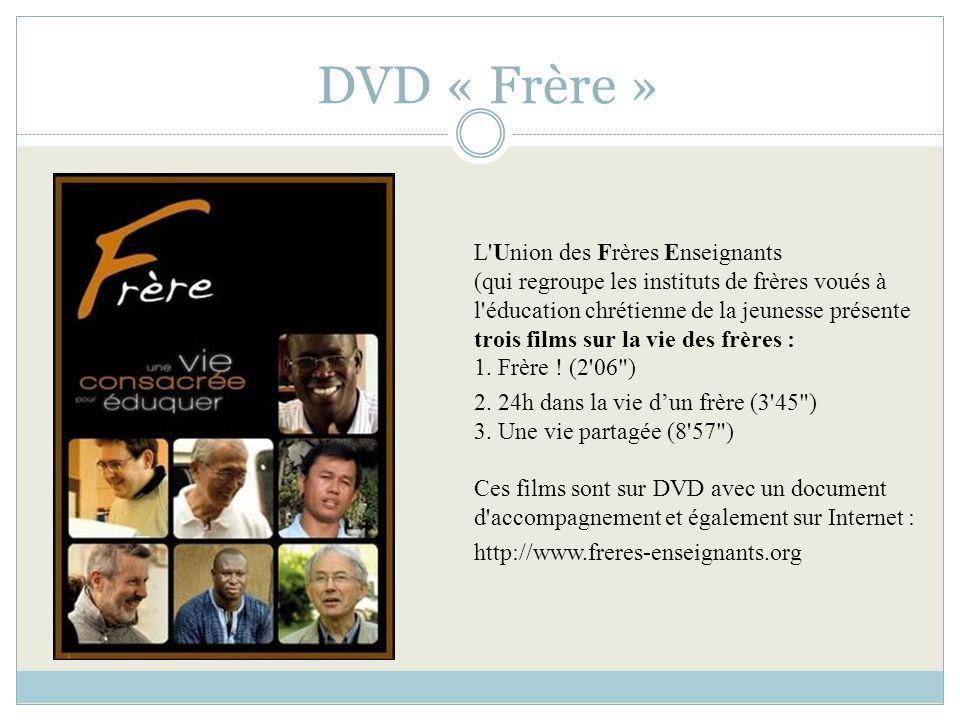 DVD « Frère »