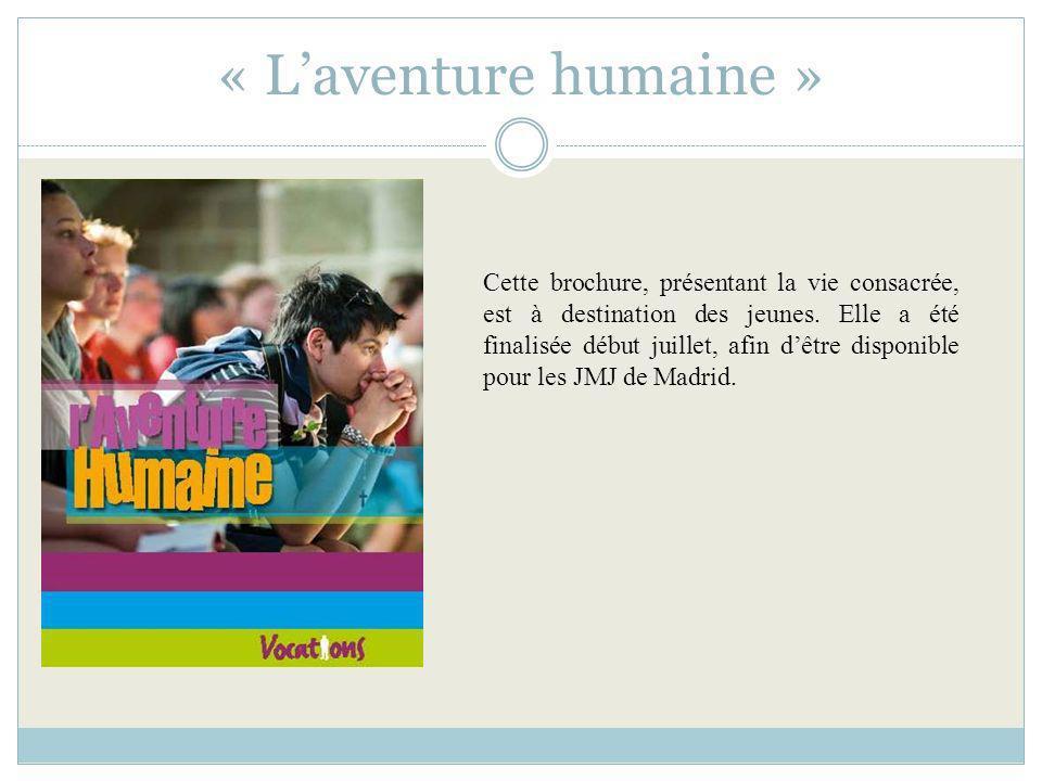 « L'aventure humaine »