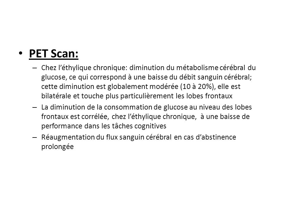 PET Scan:
