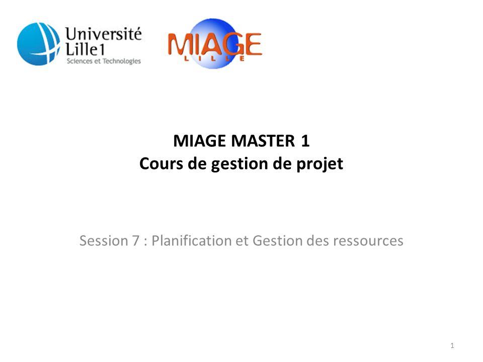 cours de planification de projet pdf