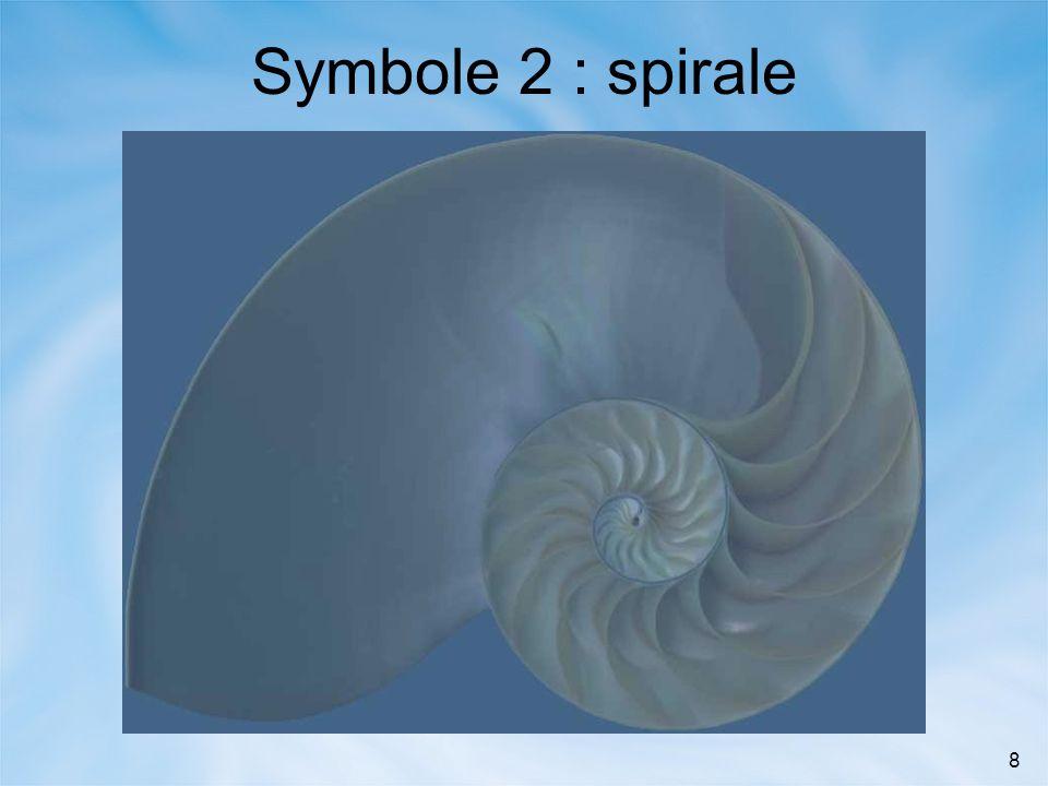 Symbole 2 : spirale