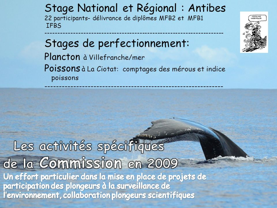 Stage National et Régional : Antibes