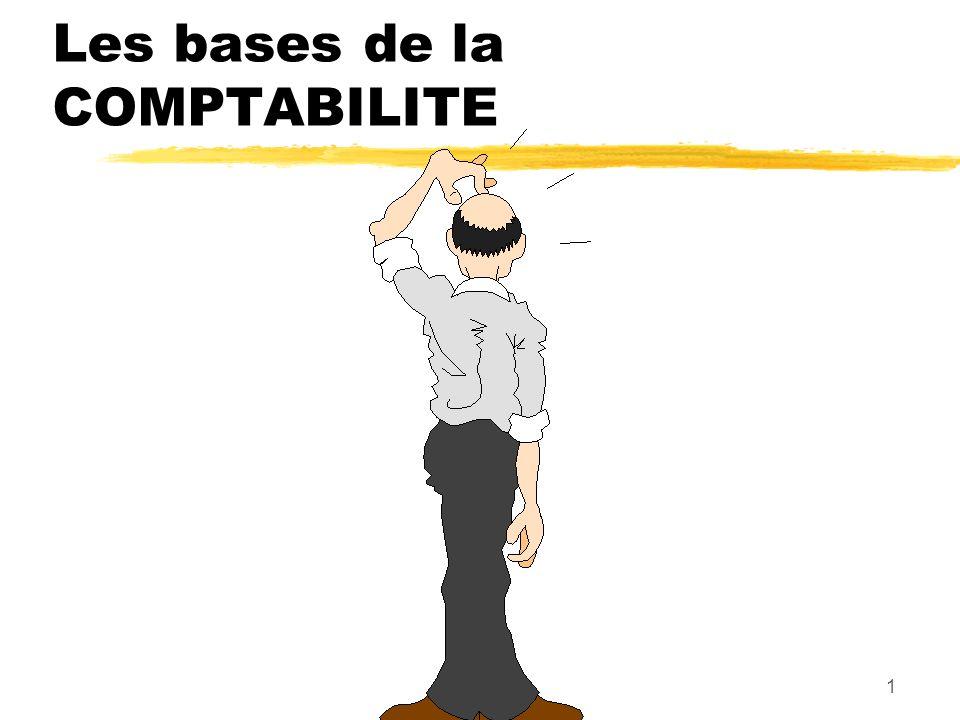 Les bases de la COMPTABILITE