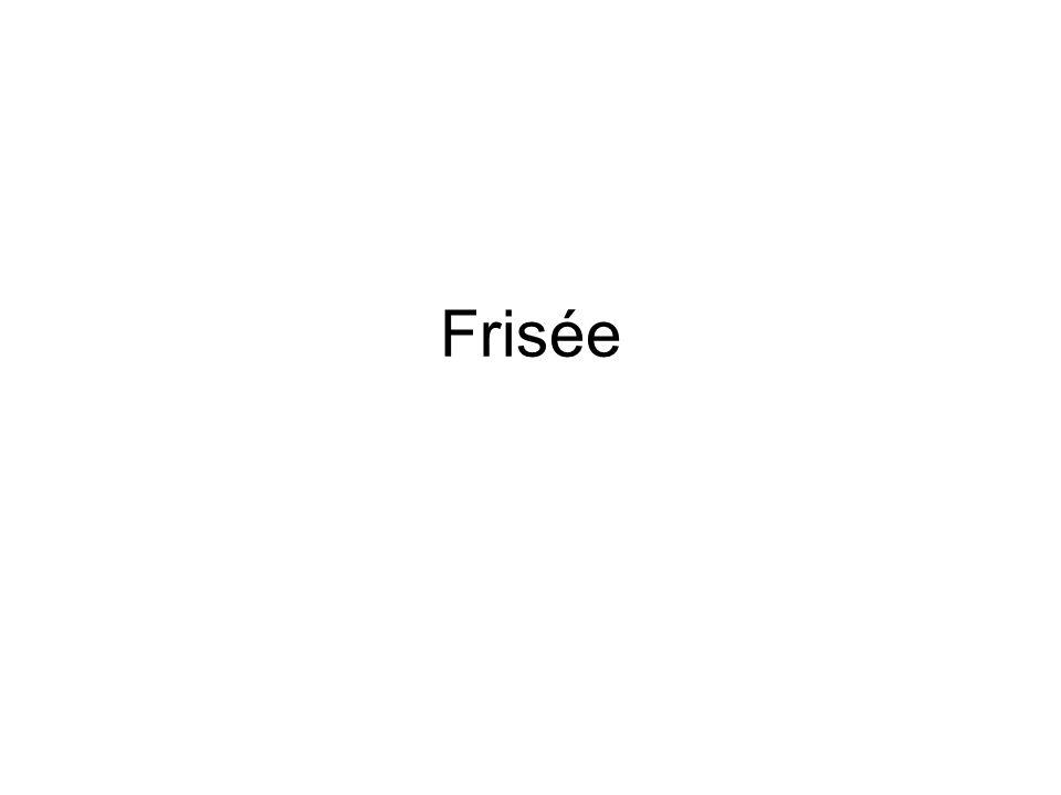 Frisée