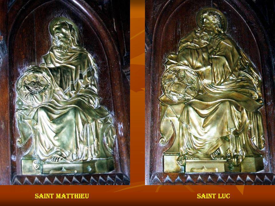 Saint matthieu Saint luc
