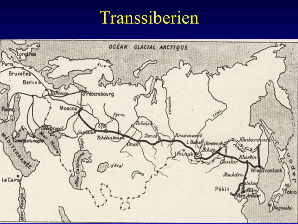 Transsiberien