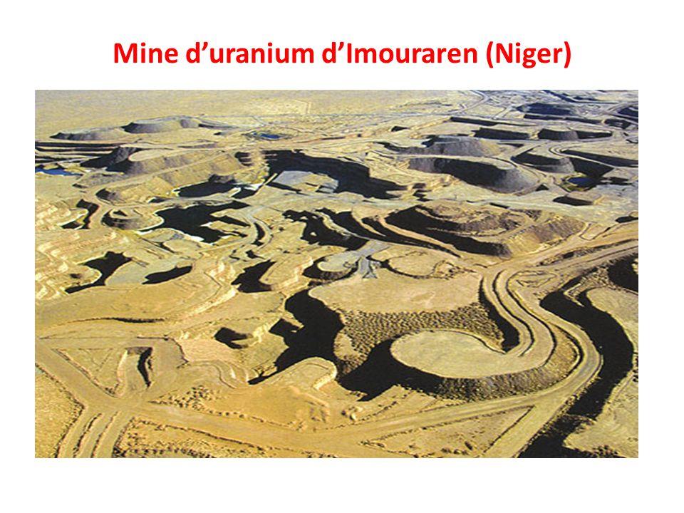 Mine d'uranium d'Imouraren (Niger)