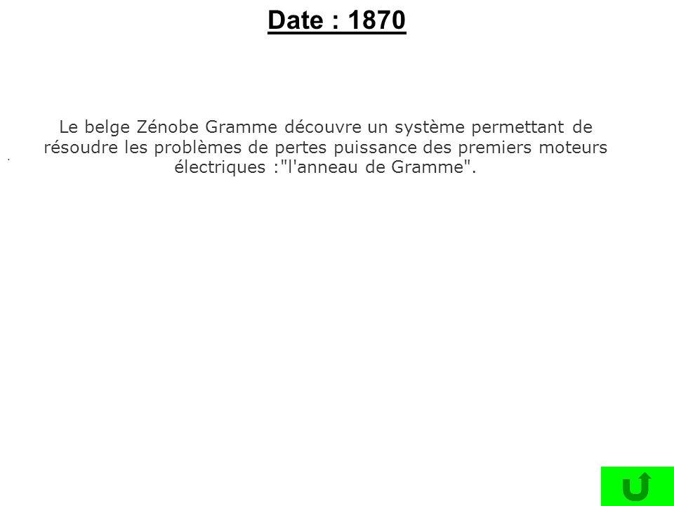 Date : 1870