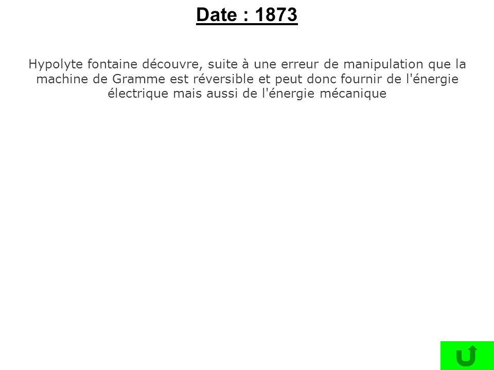 Date : 1873