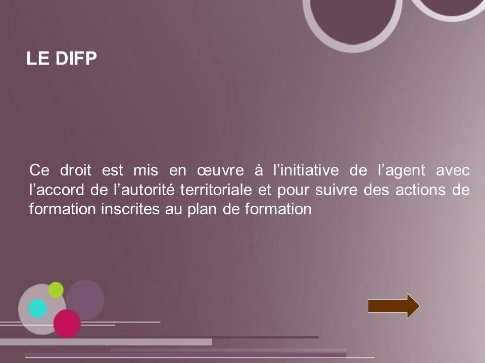 LE DIFP