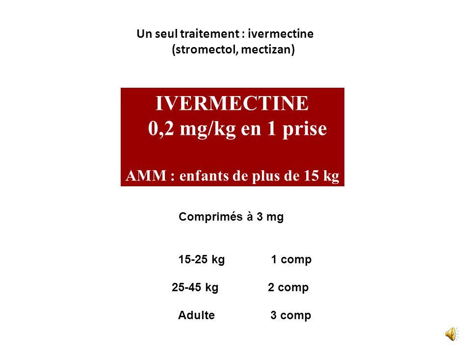 AMM : enfants de plus de 15 kg