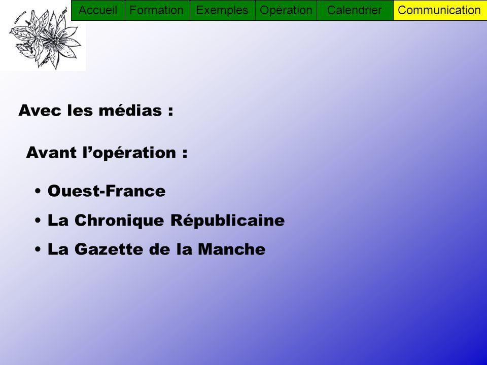 La Chronique Républicaine La Gazette de la Manche
