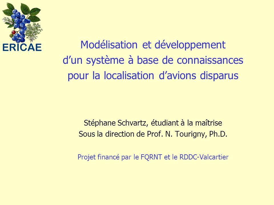 Modélisation et développement d'un système à base de connaissances