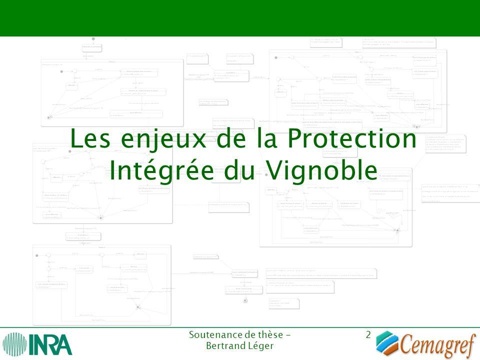 Les enjeux de la Protection Intégrée du Vignoble