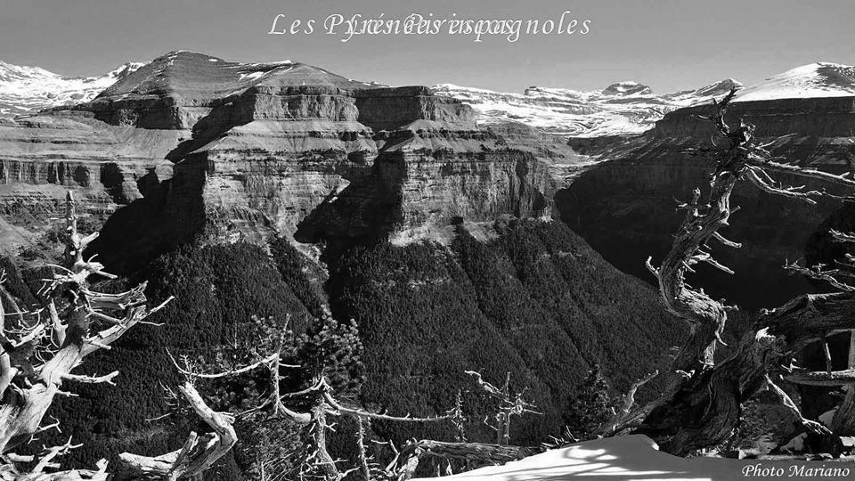 Les Pyrénées espagnoles