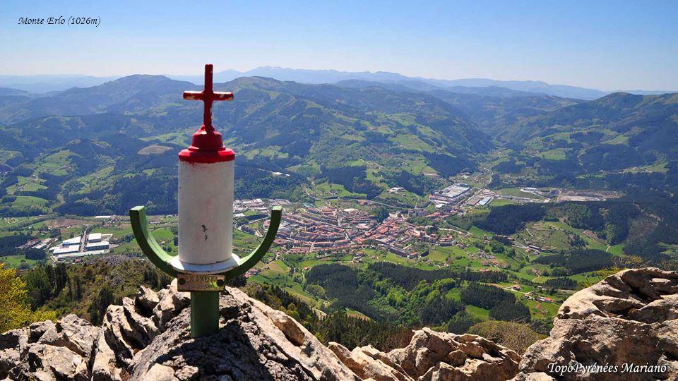Monte Erlo (1026m) . . . . . . . .