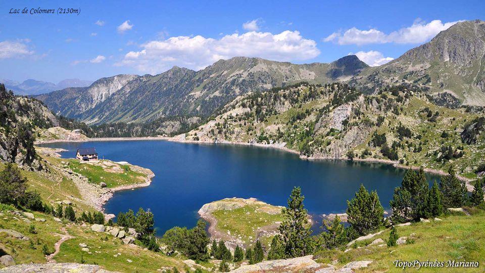 Lac de Colomers (2130m) . . . . . . . .