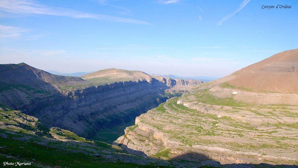 Canyon d'Ordesa . . . . . . . .