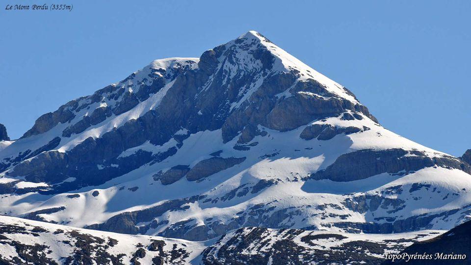 Le Mont Perdu (3355m) . . . . . . . .