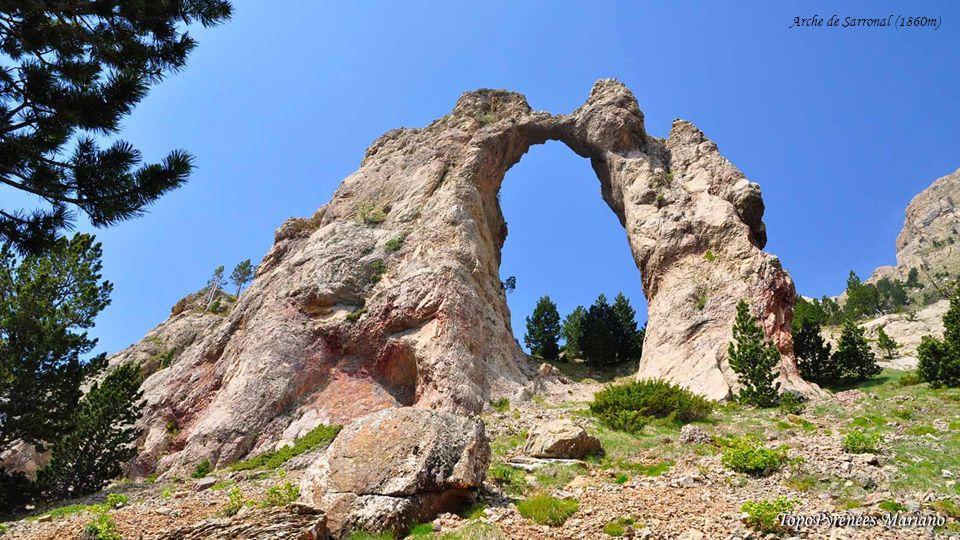 Arche de Sarronal (1860m) . . . . . . . .