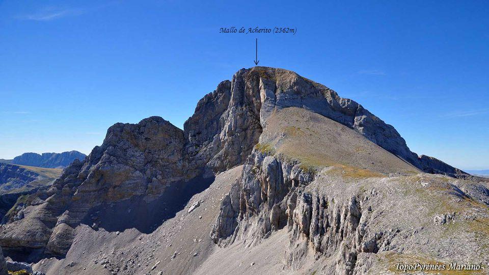 Mallo de Acherito (2362m) . . . . . . . .