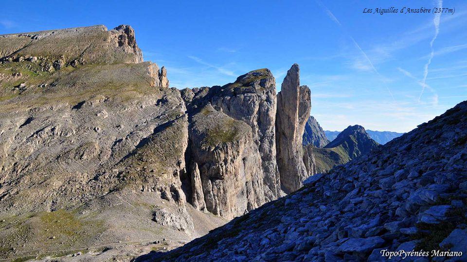 Les Aiguilles d'Ansabère (2377m)
