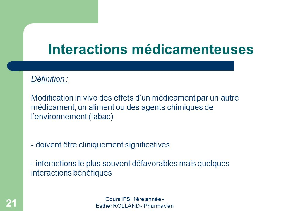 La pharmacodynamie. - ppt video online télécharger