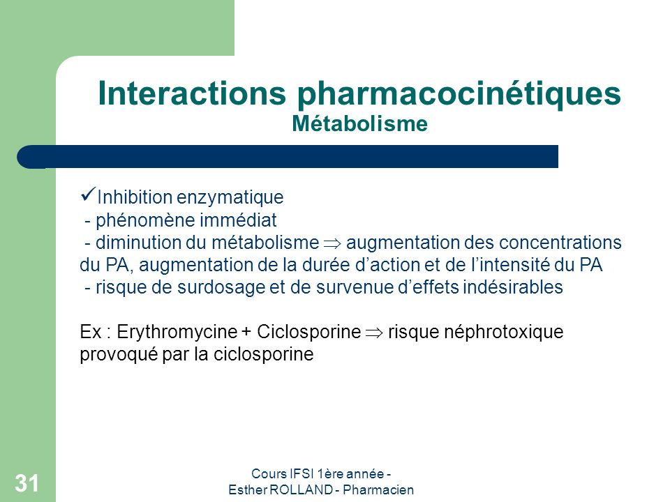 La pharmacodynamie. - ppt video online télécharger