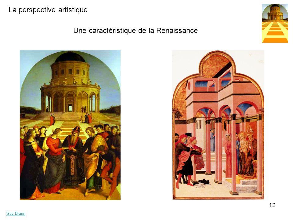 Une caractéristique de la Renaissance