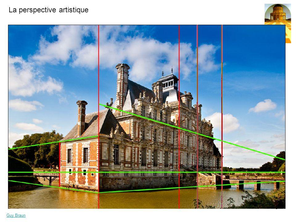 La perspectives des surfaces ( le jeu de damier )