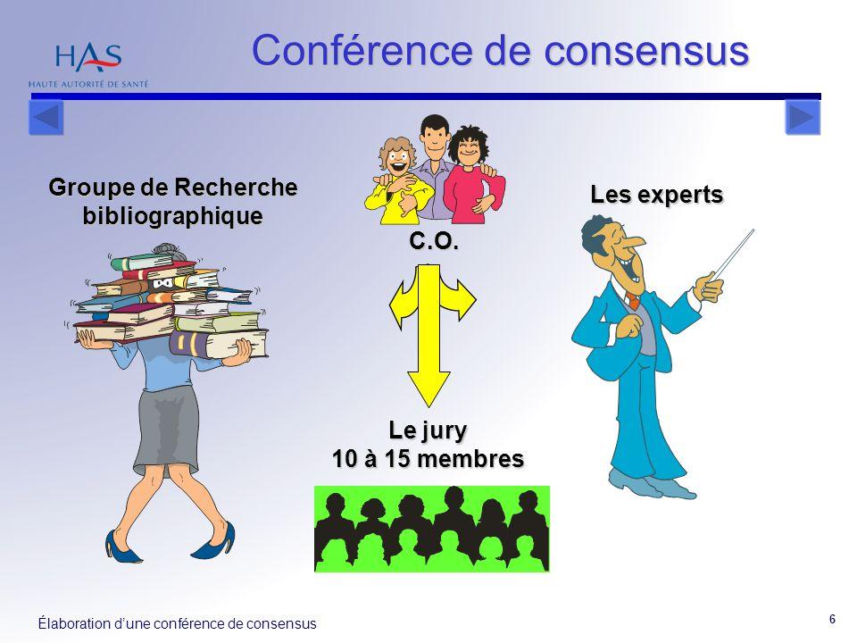 Conférence de consensus