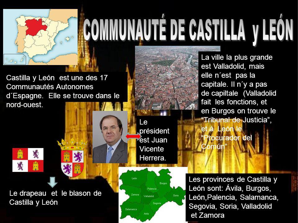 COMMUNAUTÉ DE CASTILLA y LEÓN