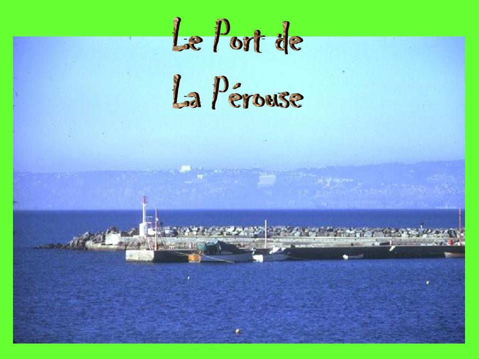 Le Port de La Pérouse