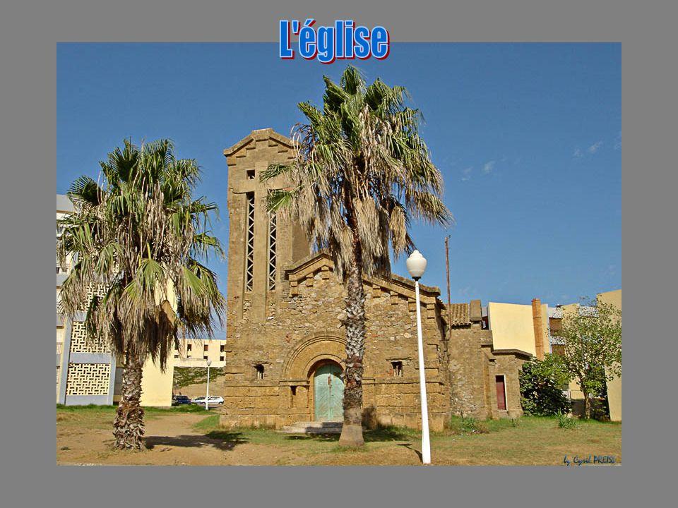 L église