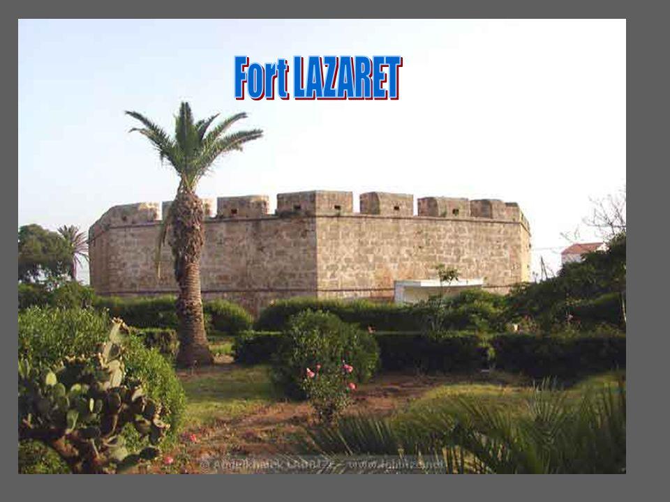 Fort LAZARET