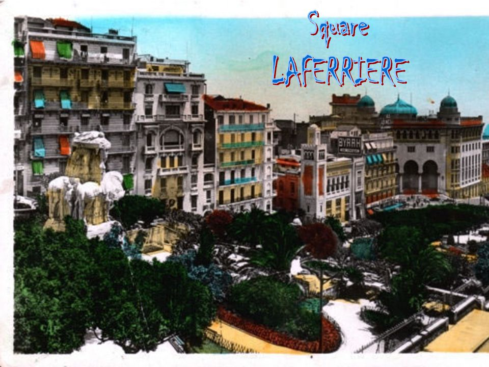 Square LAFERRIERE