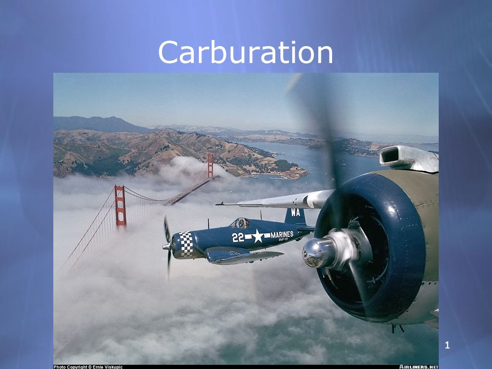 Carburation