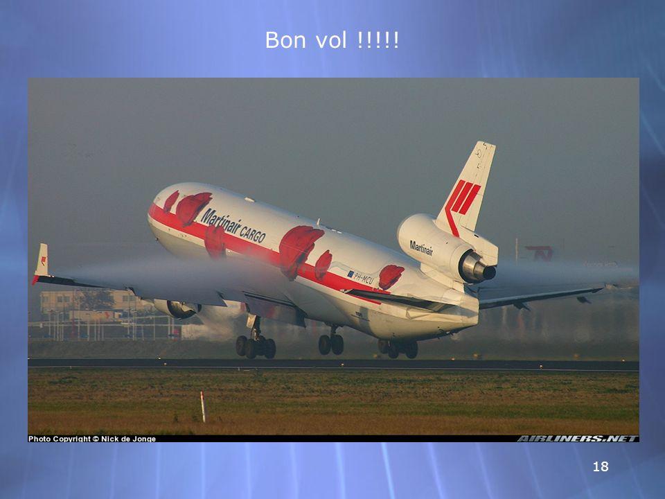 Bon vol !!!!!