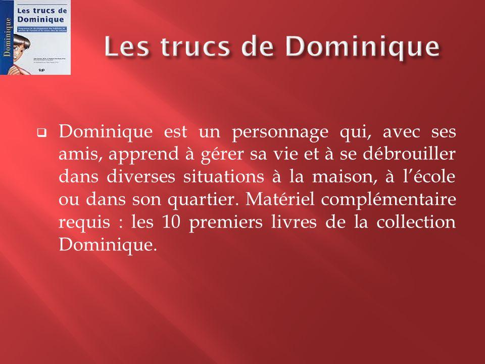 Les trucs de Dominique