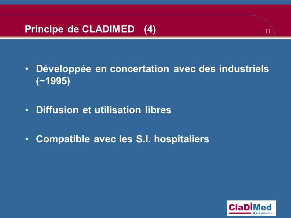 Principe de CLADIMED (4)