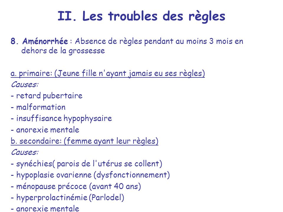 Introduction la gyn cologie ppt video online t l charger - Peut on se doucher pendant les regles ...