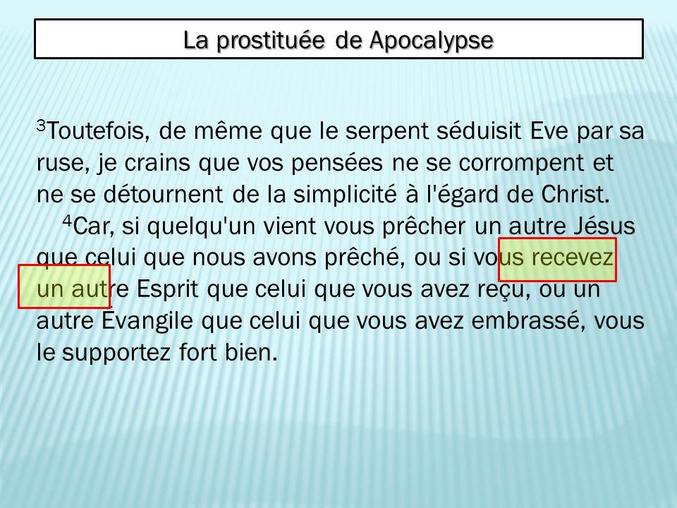 La prostituée de Apocalypse