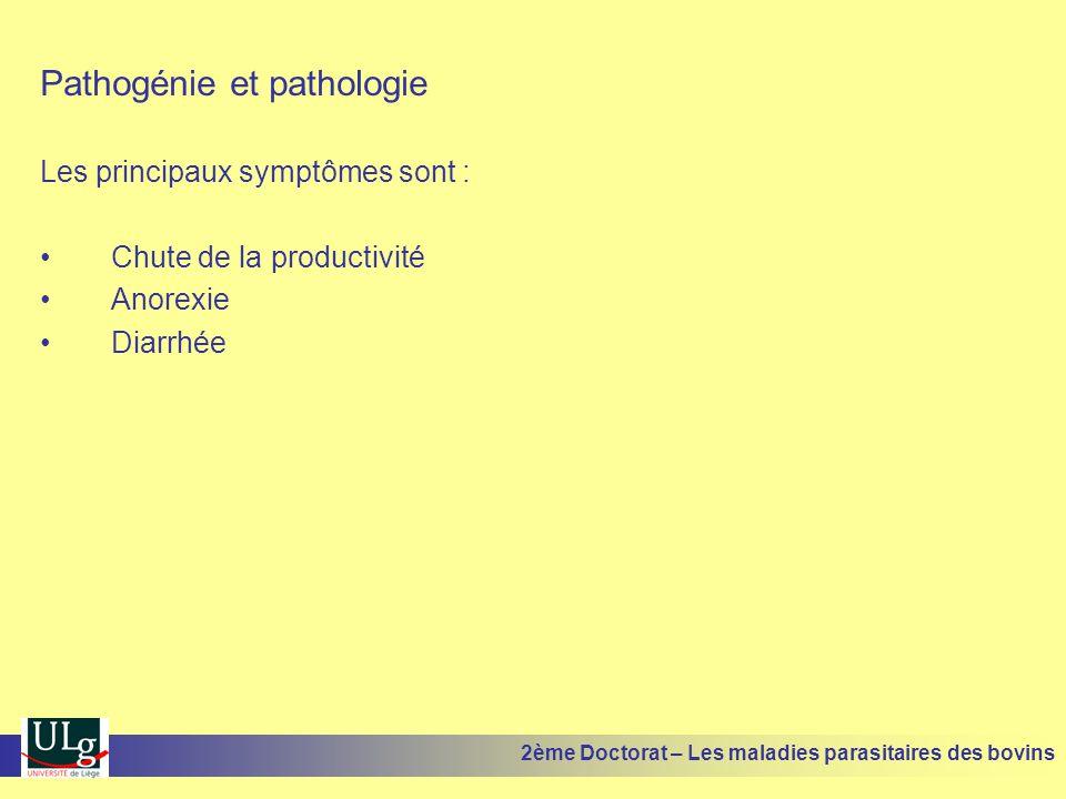 Pathogénie et pathologie