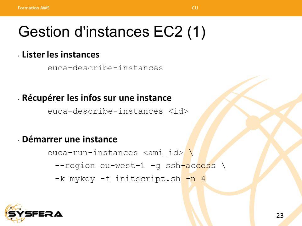 Gestion d instances EC2 (1)