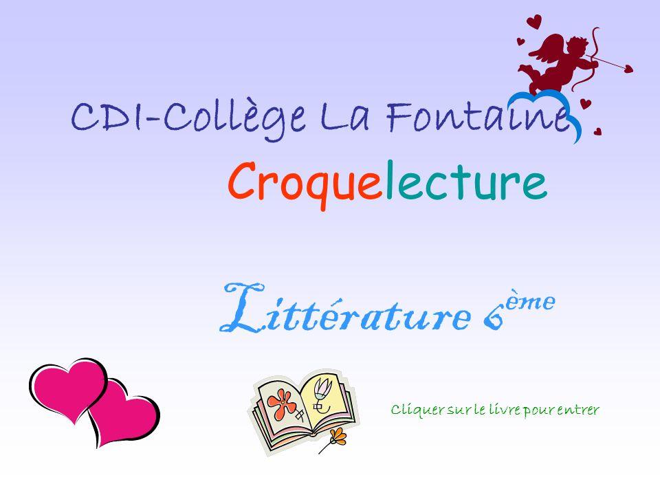 CDI-Collège La Fontaine