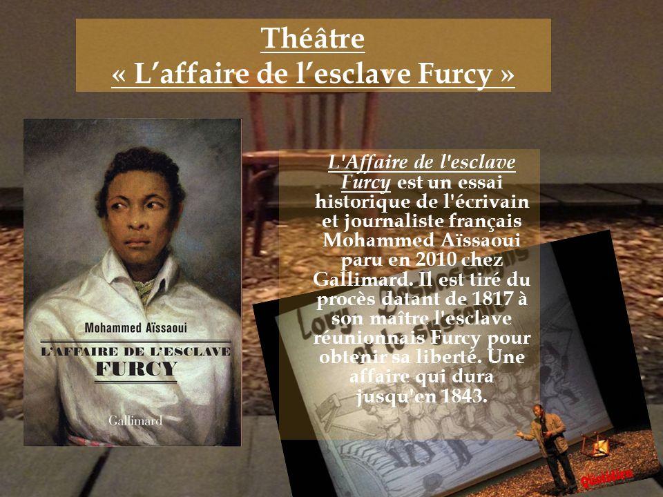 « L'affaire de l'esclave Furcy »