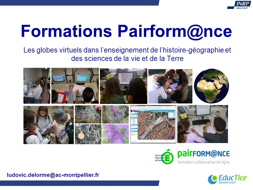 Formations Pairform@nce