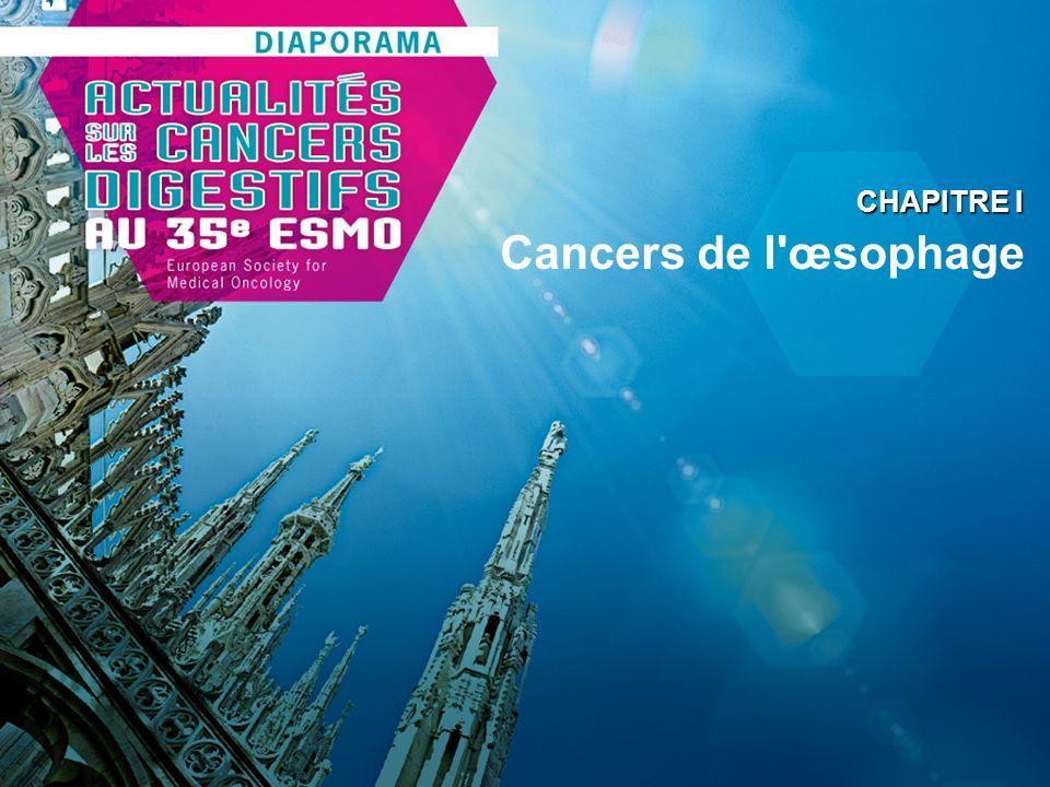 CHAPITRE I Cancers de l œsophage